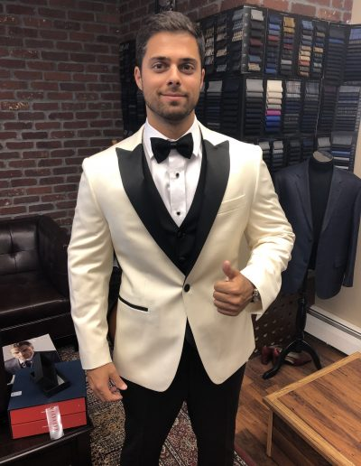 Rocco Custom Tailor | Custom Tuxedo Alterations | Summit New Jersey