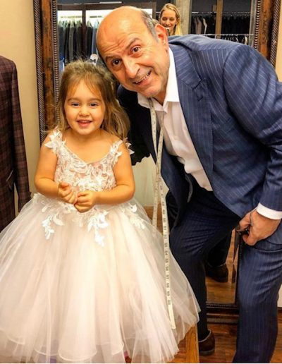 Rocco Custom Tailor | Children's Formal Wear and Alterations | Summit New Jersey