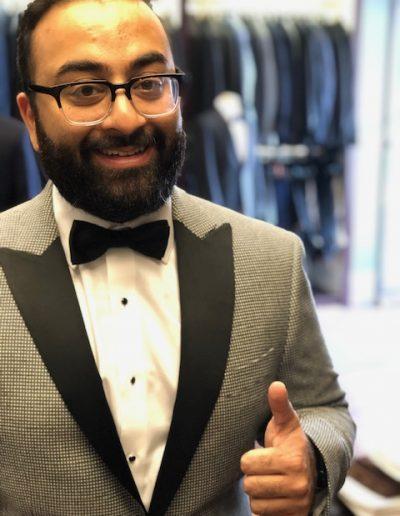 Rocco Custom Tailor | Summit, New Jersey | Custom Tailored Tuxedos